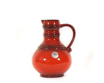 West German Pottery // WGP // Fat Lava // Jasba