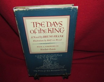 The Days of the King by Bruno Frank