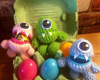 Special offer 3 Easter Aliens!