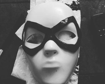 GCS Harley Quinn mask