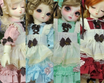 CODENOiR - Rabbit Dream BJD clothes for YoSD / 1/6 BJD