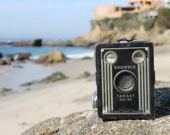 Vintage Camera - Brownie Target Six - 20