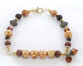 Dangle - Beaded Bracelet