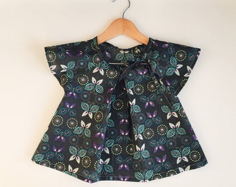 Tunic for girls-Top for girls-blouse for girls-children's clothing for girls clothing size 98/104