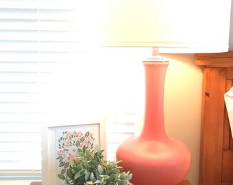 Pop of Light Lamp