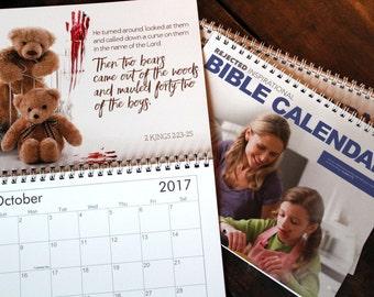 Rejected Inspirational Bible Calendar