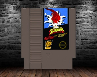 Sunman - Experience Sunsoft's true Super Hero game - NES - Unreleased