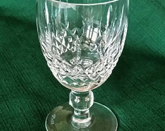 Waterford Crystal KILCASH (PLAIN BASE) Claret Wine Glass(es)