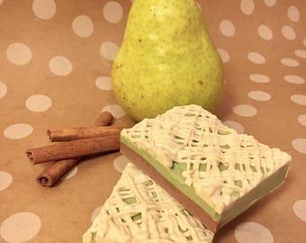 Pear Tart - Handmade Cold Process Soap