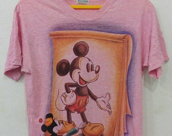 Rare vintage Mickey mouse T-shirt M size