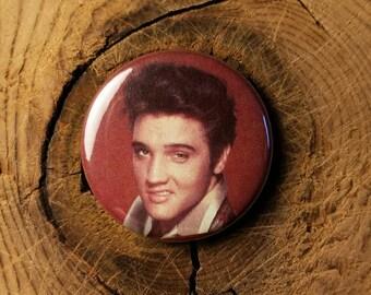 "Lil' Pocket Elvis (1-1/4"" Pinback Button)"