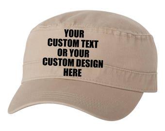 Custom Fidel Caps
