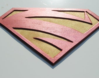 New 52 Supergirl Emblem