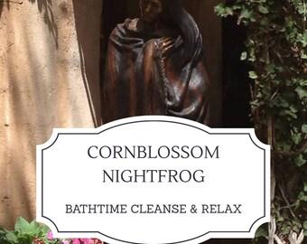 Cornblossim Nightfrog Bathtime Detox Soak