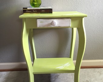 Sold- Accent table