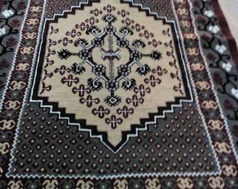 Classic beige carpet