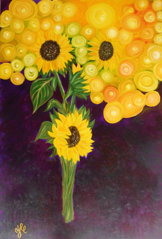 Sunflower's Dream