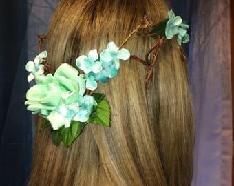 Woodland headdress