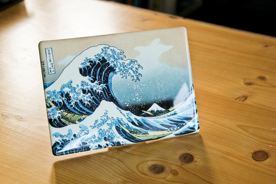 The great wave of Kanagawa by Katsushika Hokusai-printing on ceramics