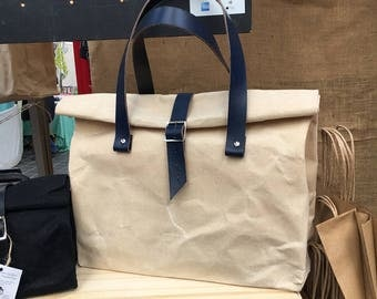 Cleva, The Canvas Shopping Tote
