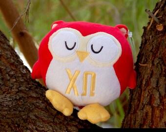 Chi Omega Owl Greekie