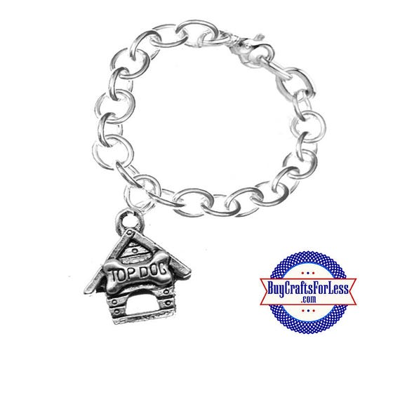 Top DOG Charm, 6 pcs +FREE SHIPPING & Discounts*