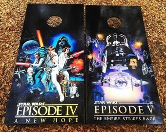 Star Wars Cornhole Set With Bags