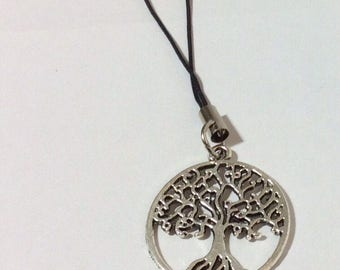 Tree Of Life Cellphone Charm