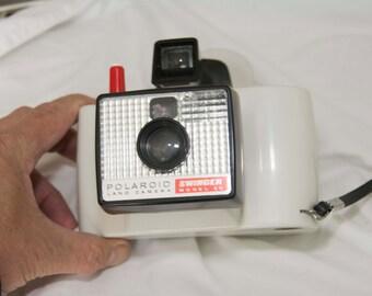 Polaroid Land Camera - Swinger Model 20