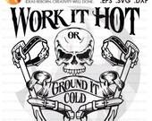 Digital File, Work it Hot...