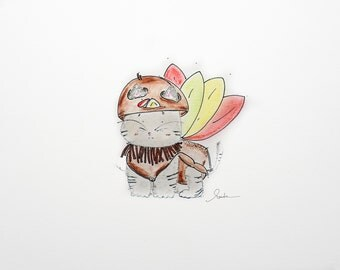 Turkey Cat Costume