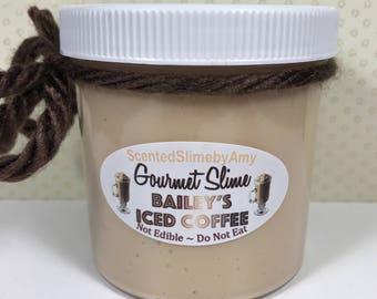 Bailey's Iced Coffee Glossy Slime