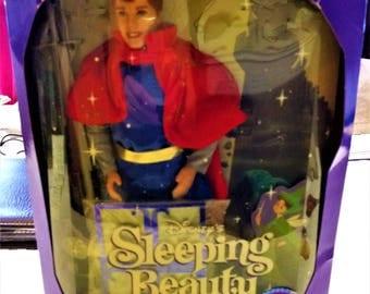 Ken as Prince Phillip from Sleeping Beauty In original Box