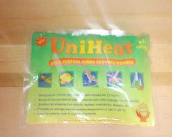 72 Hour Heat Pack for Shipping Plants Safely below 35 Degree