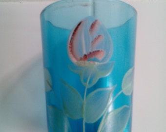 Carnival Glass Tumbler
