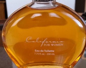 California Perfume Jaclyn Smith EDT Splash 7.75 oz Brand New Unboxed Classic