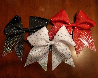 Spangle Cheer Bow