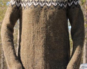 Icelandic sweater, Latvian Lopi, Riddari