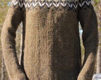 Iceland pullovers, Icelandic sweater, Lett Lopi, Riddari