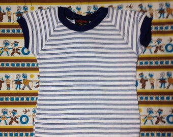 1970s Striped top