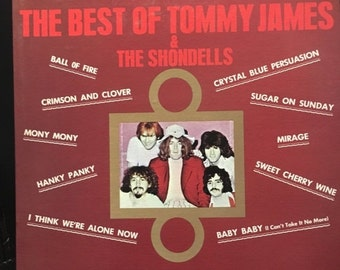 ON SALE Vintage 1970 Best of Tommy James and the Shandells Excellent Condition