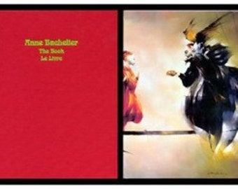Book dedicated to anne Bachelier 2013