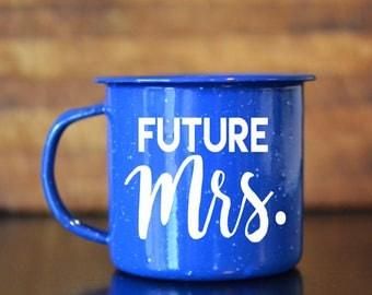 Future Mrs. Camping Mug