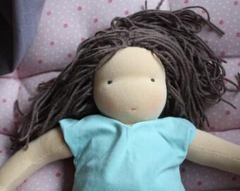 PAULINE rag dolls/Waldorf dolls baby