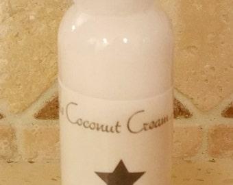 Lexie Coconut Cream 2oz. Body Lotion