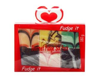 Hand-made Fudge Pack