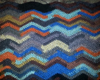 Crocheted Area Rug