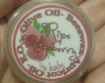 Raspberry Lip Gloss All Natural!
