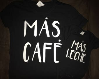 Mas cafe/Mas leche mommy & me