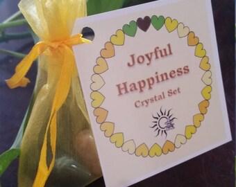Crystal Set: Joyful Happiness